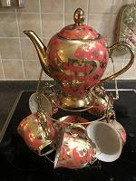 Отдается в дар Чайный набор
