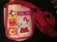 Отдается в дар Дитяча сумочка Hello kitty