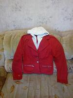 Отдается в дар куртка-пиджак женнская
