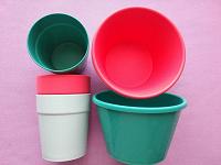 Отдается в дар Пластиковая посуда Икеа