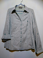 Отдается в дар Рубашки, свитшот, сарафан
