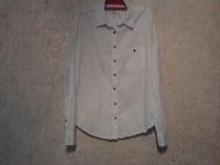 Отдается в дар Женская рубашка 44р L.O.G.G В хорошем состоянии.