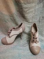 Отдается в дар Женские ботинки 36 размера Your feet look Gorgeous