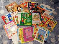 Отдается в дар Учебные пособия и книги для детей