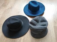 Отдается в дар Шапки. Шляпы+ кепка.