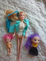 Отдается в дар Куклы, мягкие игрушки, рюкзачек