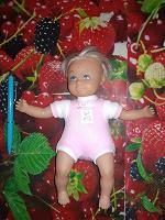 Отдается в дар Куколка с мягким телом