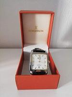 Отдается в дар Мужские часы Romanson