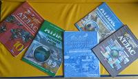 Отдается в дар Атласы и контурные карты (старшие классы)