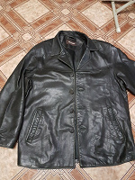Отдается в дар куртка мужская 48-50 кожа