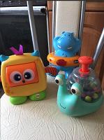 Отдается в дар Интерактивные игрушки