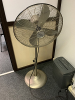 Отдается в дар Неработающий вентилятор