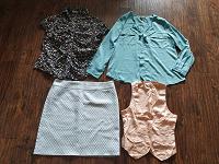 Отдается в дар Одежда девушкам от Оли