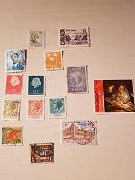 Отдается в дар марки разных стран