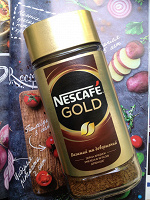 Отдается в дар Nescafe Gold