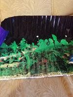 Отдается в дар Фон для аквариума