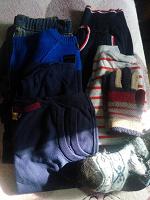 Отдается в дар Одежда для мальчика, 3-5 лет