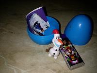 Отдается в дар Игрушка из шоколадного яйца