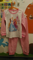Отдается в дар Пижама для девочки