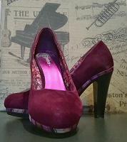 Отдается в дар Обувь. Туфли и Ботильоны.