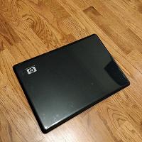 Отдается в дар Ноутбук HP.