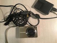 Отдается в дар Цифровой фотоаппарат SONY