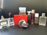 Отдается в дар Флаконы от парфюмов для коллекционеров или для рукоделия