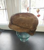 Отдается в дар Норковая шапка