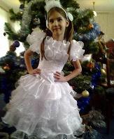 Отдается в дар Нарядное платье принцессы