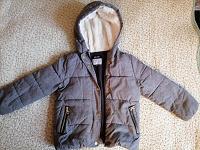 Отдается в дар Зимняя куртка КИАБИ, 108-113см