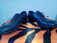 Отдается в дар Женские ботинки handmade.