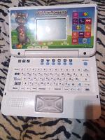 Отдается в дар Детский «компьютер» под ремонт