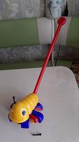 Отдается в дар Детская игрушка — каталка с ручкой