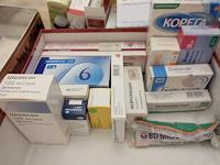 Отдается в дар Лекарства и медикаменты