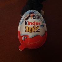 Отдается в дар Киндер -шоколадное яйцо