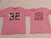 Отдается в дар Три футболки и одни легинцы