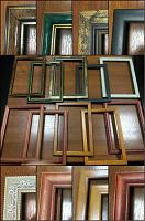 Отдается в дар Рамки деревянные