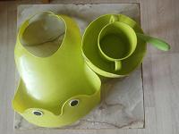 Отдается в дар Детская посуда (для малышей)