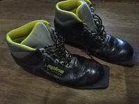Отдается в дар Ботинки лыжные 2