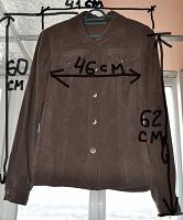 Отдается в дар Рубашка и топ 44-46 размер