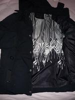 Отдается в дар куртка подростковая на мальчика