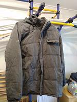 Отдается в дар Куртка зимняя мужская р. 56