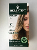 Отдается в дар Краска для волос Herbatint с iherb (половина)
