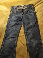 Отдается в дар женские джинсы 42-44 LEVIS