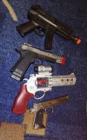Отдается в дар Игрушечные пистолетики