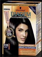 Отдается в дар Краска д/волос Schwarzkopf DIADEM 725 черный на ХМ