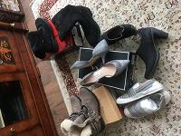 Отдается в дар Обувь 36
