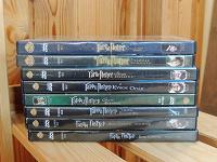 Отдается в дар Гарри Поттер коллекция на DVD