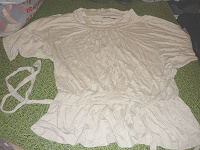 Отдается в дар Хлопковая женская кофточка от ZARA р-р 50-52