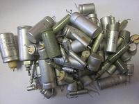 Отдается в дар Электролитические конденсаторы разные